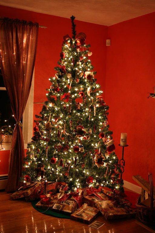 Sichere adventszeit for Weihnachtsbaum vorhang